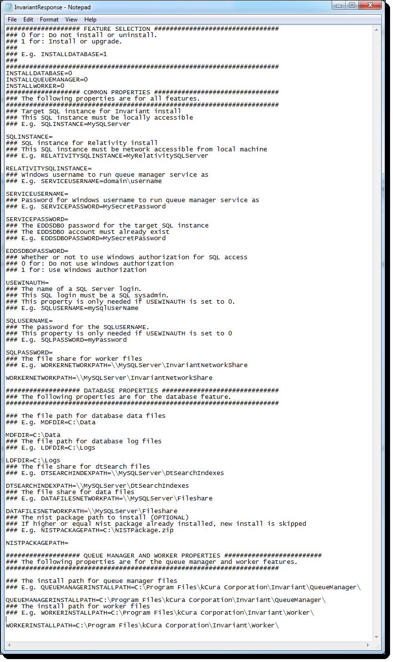 installing the worker manager server