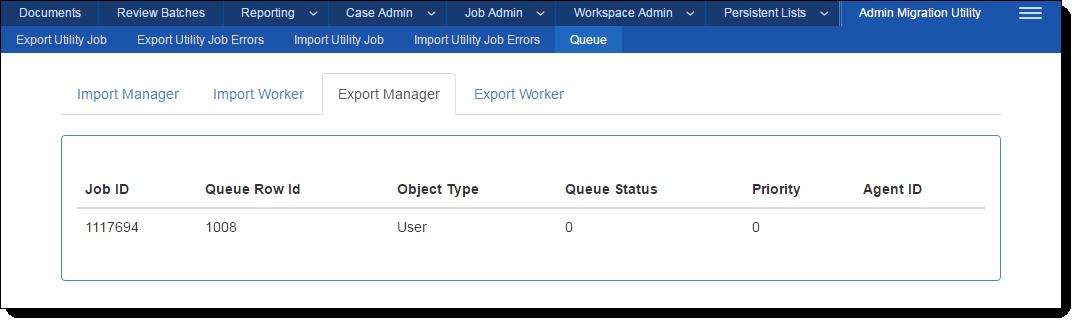 User Import Application